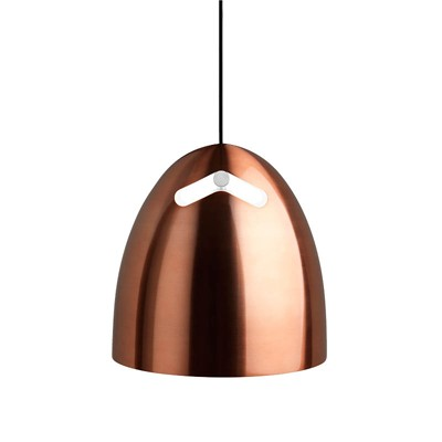 Darø Bell+ Copper Pendant Light