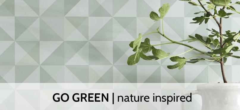 Inspiration Go Green Nature Inspired