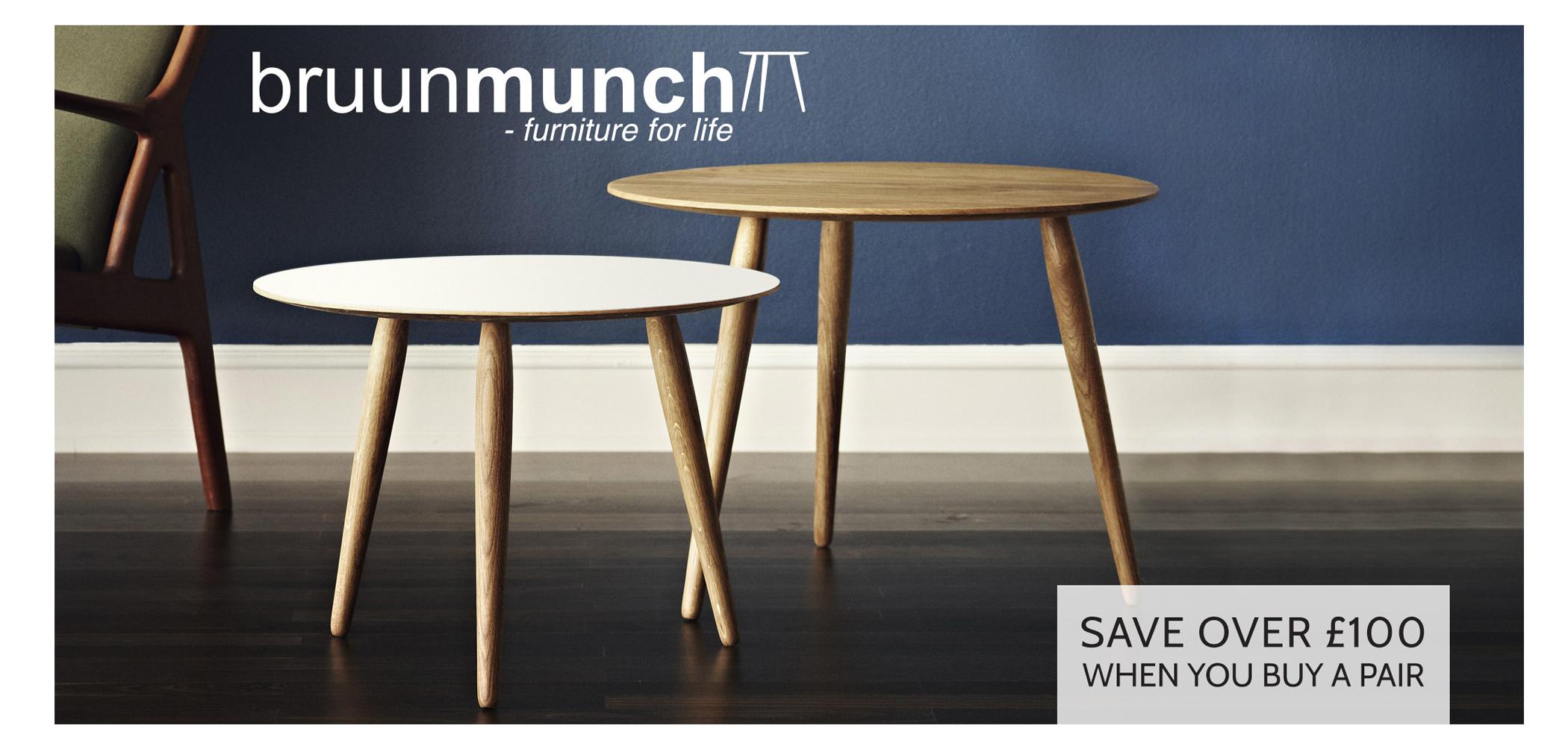 Bruunmunch furniture for life
