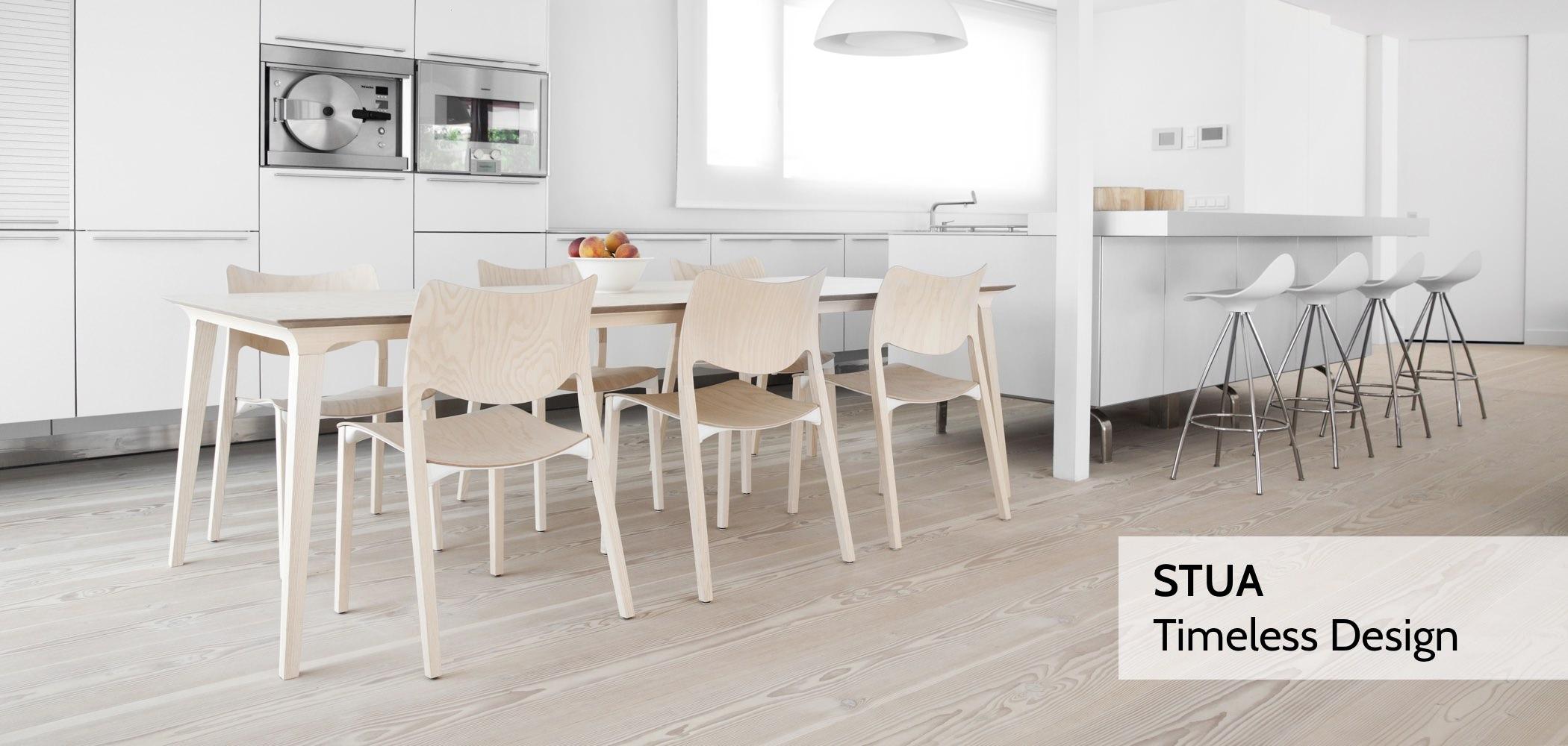 Stua Laclasica chair-Lau-table-onda-stool